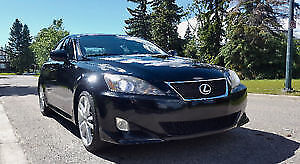 2007 Lexus IS350 - Fully Loaded with Extras