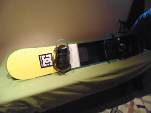 PL Board & Bindings