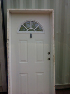 "36 "" Steel Entrance Door"