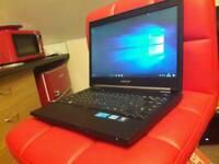 Samsung NP400 Business Laptop Intel i3/4GB RAM/320GB HARD DRIVE/WINDOWS 10 VGC EXCELLENT