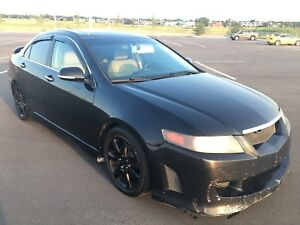 2004 Acura TSX with Mugen Body Kit