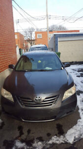 Toyota Camry Berline 2009 (Ancien Taxi)
