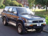 TOYOTA HILUX SURF 3.0 DIESEL AUTOMATIC***BARGAIN OF THE WEEK***