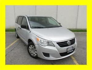 2009 VOLKSWAGEN ROUTAN 4.0L *7 PASSENGER,LOADED,PRICED TO SELL!*