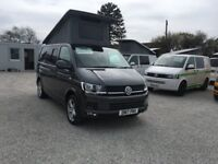 2017 Volkswagen VW Transporter T6 102 ps Pop top Conversion Camper Campervan