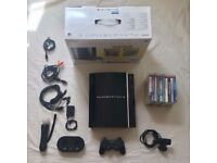 Sony Playstation 3 PS3 - big bundle of accessories and games