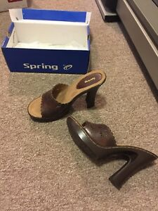 Shoes from spring store