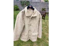 Sheep skin jacket AS new