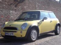Mini Mini 1.6 One 2003(03) 3 door Hatchback
