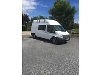 SIX SEATER CREW CAB FORD TRANSIT