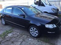Volkswagen Passat 2.0 tdi 140 auto full black leather £895 non runner