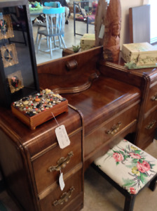Upcycled and Refurnished Furniture