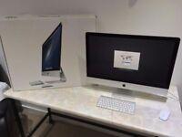 "Apple iMac late-2013 27"" Desktop 3.4GHz i5 Quad Core GTX 775M 2GB 1TB HDD"