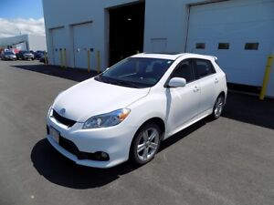 2014 Toyota Matrix Standard Package: Complete Brake Service.