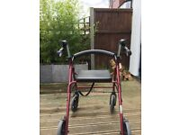 Mobility Rollator/Walker