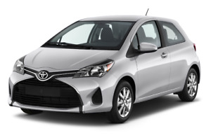 Looking for a subcompact car (Fit, Yaris, Fiesta)