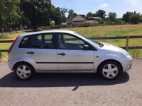 2003 Ford Fiesta 1,4 litre 5dr