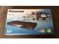 Panasonic DMP-BDT130 Smart Network 3D Blu-ray Disc Player - Black