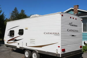 2010 Coachmen Catalina Lite 21BH' ONLY WEIGHS 4180 LBS REDUCED\