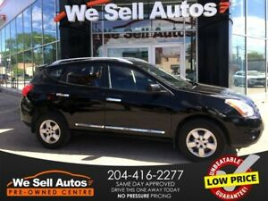2013 Nissan Rogue AWD *CRUISE CNTRL *AUX *BTOOTH *TRACTION