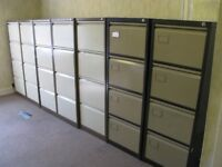 bisley filing cabinet with suspension file