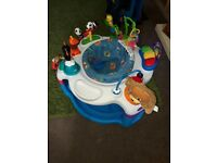 Baby einstein around the world baby activity centre