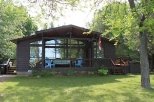Cottage next week by Lake Huron's blue water!