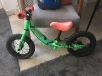 Coast balance bike