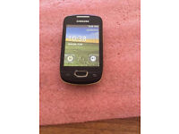 SAMSUNG GALAXY S MINI ANDROID MOBILE(UNLOCKED)(GOOD CONDITION)