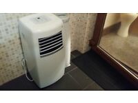 As New Challenge Air Conditioner/Dehumidifier/Fan With Vent Pipe