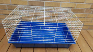 SMALL ANIMAL CAGE, EXCELLENT CONDITION