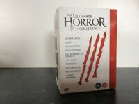 The ultimate horror DVD collection