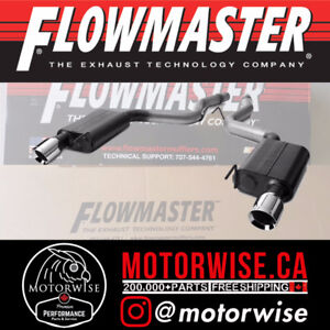 Flowmaster Performance Exhaust Systems | Best Prices in Canada