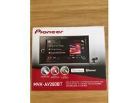 Pioneer MVH-AV280BT Car Radio