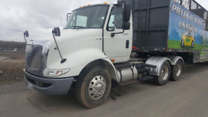 2013 International Prostar Day Cab 58000KM