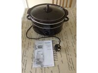 Crock-Pot Stoneware Slow Cooker - Almost New
