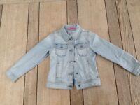 Kids 4-5 years old Esprit denim jacket