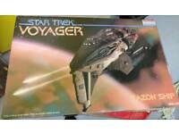 Star Trek Model Kits x 2