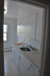 2 BR apart(s) Sept/oct-move in ready-Quiet-Newly reno inside