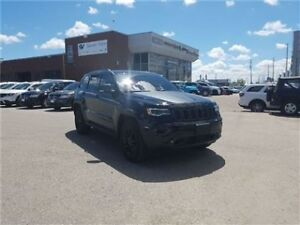 2017 Jeep Grand Cherokee Trailhawk Navi, Leather, Panoramic Sunr