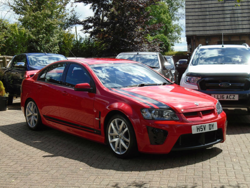 2009 Vauxhall VXR8 6.2i LS3 V8 Auto BATHURST EDITION HSV ( HOLDEN MONARO )