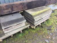 Slabs for sale 3feet x 2feet also 3feet x 3feet.