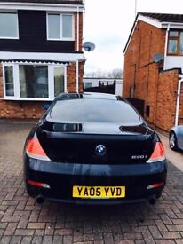 BMW 6 Series Brilliant Condition FSH SATNAV ELECTRIC Quick Sell