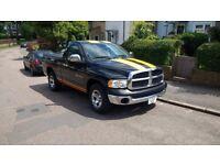 Dodge ram pickup 1500 American