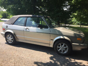 1990 golf cabriolet