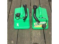 2 x Tetra petrol cans - unleaded