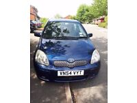 Toyota Yaris - immaculate condition - perfect first car! Quick Sale