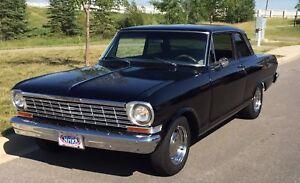 1964 Chevy II Nova 400 2 Door Post