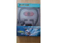 BOXED WATERPROOF MP3 PLAYER.