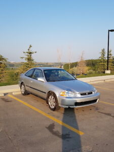 1998 Honda Civic Si Coupe
